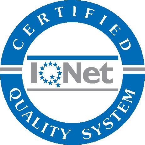 IQ-Net Certificate