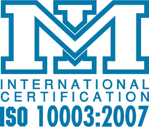 Iso-10003 Certificate