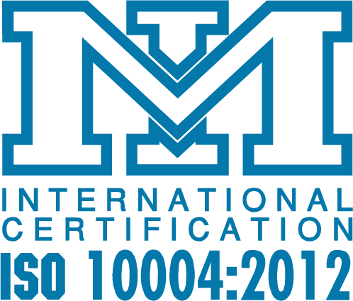 Iso-10004 Certificate
