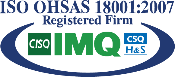 Iso-OHSAS Certificate