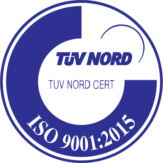 TuvNord Certificate