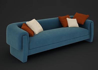 مبل، کاناپه، میز جلو مبلی و صندلی